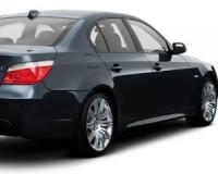 BMW-5-Series-2008 Compatible Tyre Sizes and Rim Packages