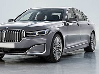 BMW-7-Series-2020 Compatible Tyre Sizes and Rim Packages