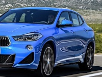 BMW-X2-2018 Compatible Tyre Sizes and Rim Packages