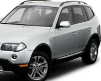 BMW-X3-2008 Compatible Tyre Sizes and Rim Packages