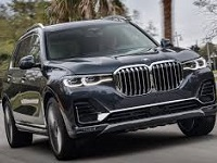 BMW-X7-2019 Compatible Tyre Sizes and Rim Packages