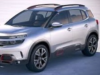 Citroen-C5-Aircross-2019 Compatible Tyre Sizes and Rim Packages
