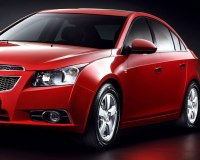 Chevrolet-Cruze-2008 Compatible Tyre Sizes and Rim Packages