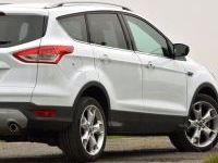 Ford-Kuga-2016 Compatible Tyre Sizes and Rim Packages
