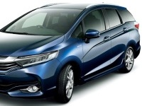 Honda-Fit-Shuttle-2016 Compatible Tyre Sizes and Rim Packages