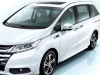 Honda-Odyssey-2016 Compatible Tyre Sizes and Rim Packages