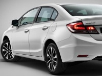 Honda-Civic-2012 Compatible Tyre Sizes and Rim Packages