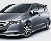 Honda-Odyssey-2.4-2009 Compatible Tyre Sizes and Rim Packages