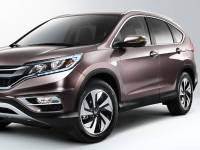 Honda-CRV-2016 Compatible Tyre Sizes and Rim Packages