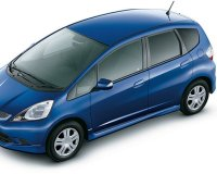 Honda-Fit/Jazz-2008 Compatible Tyre Sizes and Rim Packages