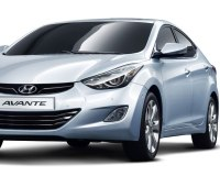 Hyundai-Elantra-2010 Compatible Tyre Sizes and Rim Packages