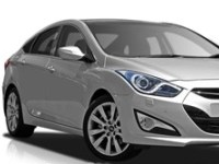 Hyundai-i40-2011 Compatible Tyre Sizes and Rim Packages