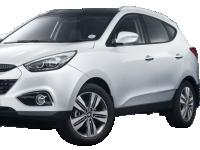 Hyundai-Tucson-2010 Compatible Tyre Sizes and Rim Packages