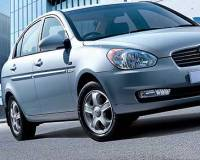 Hyundai-Verna-2008 Compatible Tyre Sizes and Rim Packages
