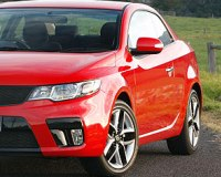 Kia-Koup-2010 Compatible Tyre Sizes and Rim Packages