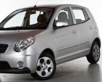 Kia-Picanto-2008 Compatible Tyre Sizes and Rim Packages