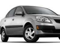 Kia-Rio-2006 Compatible Tyre Sizes and Rim Packages