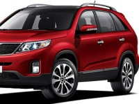 Kia-Sorento-2014 Compatible Tyre Sizes and Rim Packages