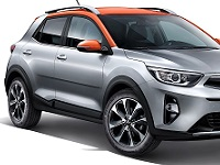Kia-Stonic-2019 Compatible Tyre Sizes and Rim Packages