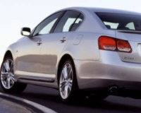Lexus-GS450 Hybrid-2008 Compatible Tyre Sizes and Rim Packages