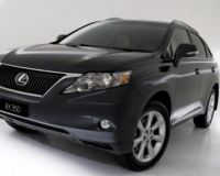 Lexus-RX350-2009 Compatible Tyre Sizes and Rim Packages