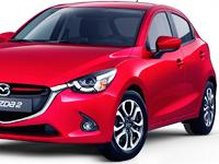 Mazda-2-2016 Compatible Tyre Sizes and Rim Packages