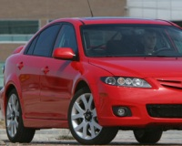 Mazda-6-2008 Compatible Tyre Sizes and Rim Packages