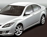 Mazda-6-2010 Compatible Tyre Sizes and Rim Packages