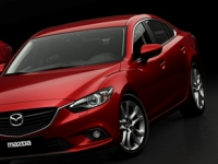 Mazda-6-2013 Compatible Tyre Sizes and Rim Packages