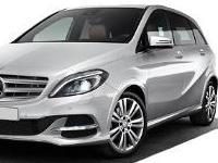 Mercedes-Bclass(W246)-2011 Compatible Tyre Sizes and Rim Packages