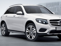 Mercedes-GLC250-2018 Compatible Tyre Sizes and Rim Packages