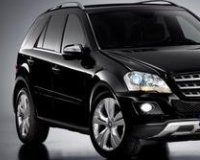 Mercedes-ML-Class-2006 Compatible Tyre Sizes and Rim Packages