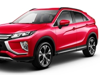Mitsubishi-Eclipse-Cross-2018 Compatible Tyre Sizes and Rim Packages