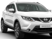 Nissan-Qashqai-2016 Compatible Tyre Sizes and Rim Packages