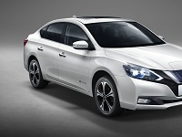 Nissan-Sylphy-2019 Compatible Tyre Sizes and Rim Packages
