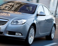 Opel-Insignia-2009 Compatible Tyre Sizes and Rim Packages