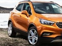 Opel-Mokka-2016 Compatible Tyre Sizes and Rim Packages
