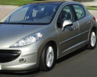 Peugeot-207-2006 later Compatible Tyre Sizes and Rim Packages