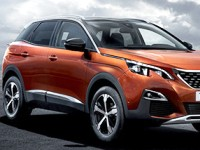 Peugeot-3008-2018 Compatible Tyre Sizes and Rim Packages