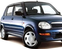 Perodua-Kelisa-2008 Compatible Tyre Sizes and Rim Packages