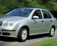 Skoda-Fabia-2007 Compatible Tyre Sizes and Rim Packages