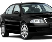Skoda-Octavia-2007 Compatible Tyre Sizes and Rim Packages