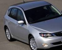 Subaru-Impreza-2008 Compatible Tyre Sizes and Rim Packages