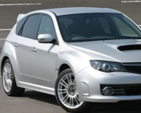 Subaru-WRX-2008 Compatible Tyre Sizes and Rim Packages