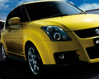 Suzuki-SwiftSports-2008 Compatible Tyre Sizes and Rim Packages