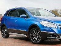 Suzuki-S-Cross-2016 Compatible Tyre Sizes and Rim Packages