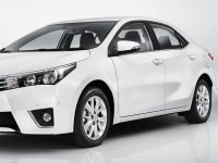 Toyota-Altis-2014 Compatible Tyre Sizes and Rim Packages