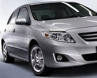 Toyota-CorollaAltis-2008 Compatible Tyre Sizes and Rim Packages