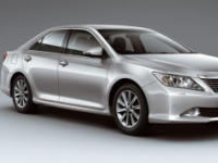 Toyota-Camry-2014 Compatible Tyre Sizes and Rim Packages