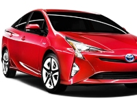 Toyota-Prius-2017 Compatible Tyre Sizes and Rim Packages